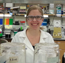 Undergraduate student in CCB lab awarded national fellowship